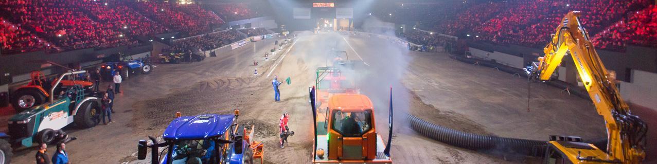 Tractor Pulling Calendario 2020.European Superpull Biggest Indoor Pulling Event Of Europe